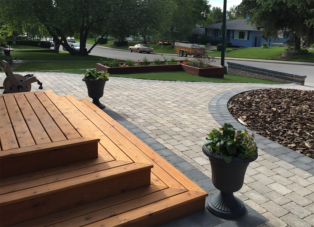 About us Calgary landscaping